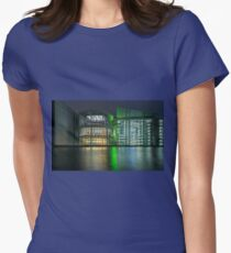 Bundestag, Berlin  Womens Fitted T-Shirt