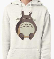 Grumpy Totoro Pullover Hoodie