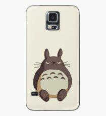 Grumpy Totoro Case/Skin for Samsung Galaxy