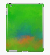 Jelesinia V1 - digital abstract iPad Case/Skin