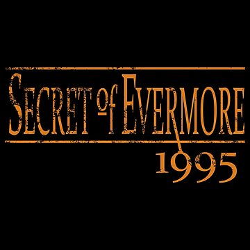 Secret of Evermore ~ 1995 by B-RADQS