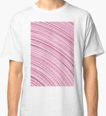 A Roll Of Pink Ribbon - Macro  Classic T-Shirt