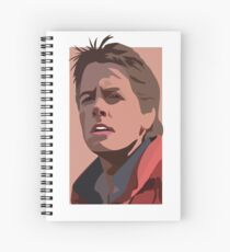 Marty Spiral Notebook