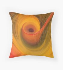 A field of energy 2 Throw Pillow