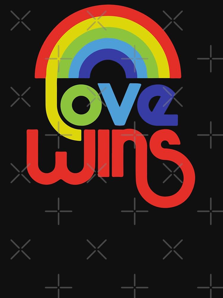Liebe gewinnt von MikeMcGreg