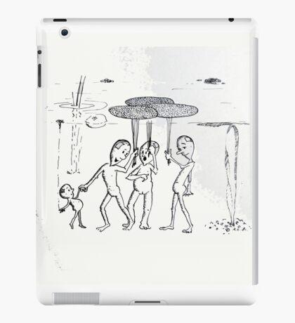 Underwater meetings iPad Case/Skin