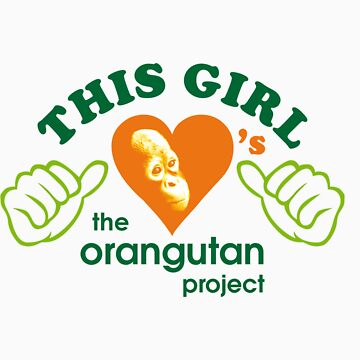 This Girl Tee 2 by Orangutan