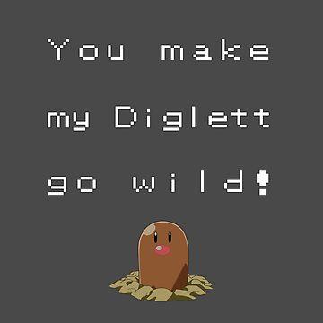 Naughty Pokemon! by radrated