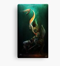 Conspire Against The Odds Canvas Print