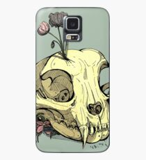Little Skull Colour Case/Skin for Samsung Galaxy
