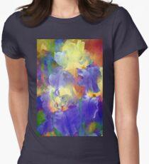 Iris 66 Womens Fitted T-Shirt