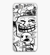 Memes and Memes iPhone Case/Skin