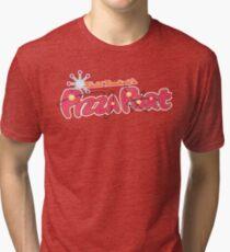 Redd Rockett's Pizza Port Tri-blend T-Shirt