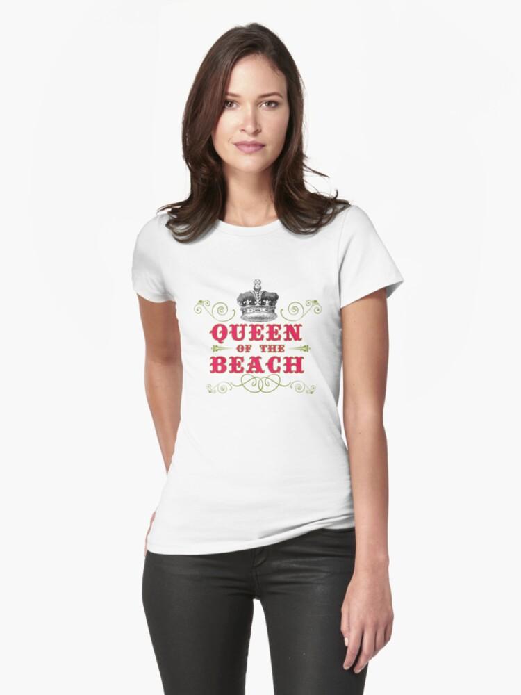 Queen of the beach by Zehda