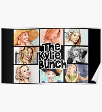 Kylie Minogue - Brady Bunch Edition Poster