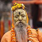 Varanasi yellow.  by DaveBassett