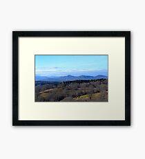 Asheville, North Carolina Photograph  Framed Print
