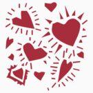 Hearts by Zehda