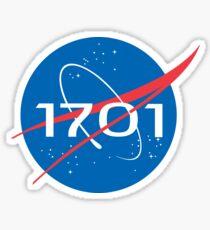 1701 Sticker