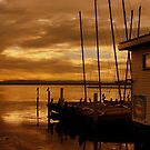 Jetty Shack by Martice
