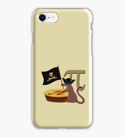 Pi-Rats love Pie VRS2 iPhone Case/Skin