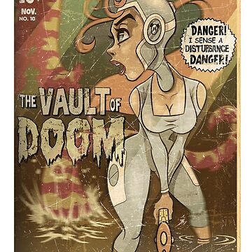 VAULT OF DOOM by caziman