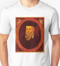 Nostradamus by his son, Cesar Unisex T-Shirt