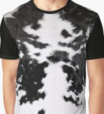 Cowhide Graphic T-Shirt