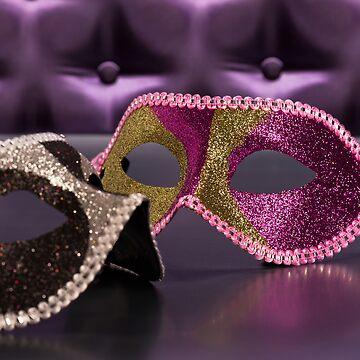 Masquerade by 3523studio