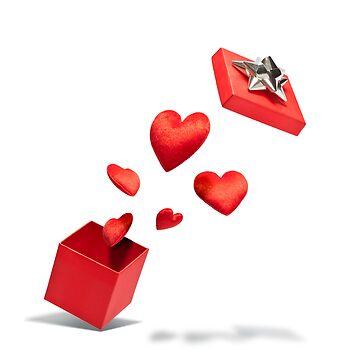 Present of Love by 3523studio
