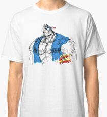 Streetfighter - T.Hawk Classic T-Shirt
