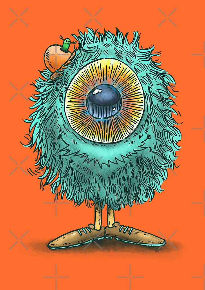 Mr Eye by nickv47