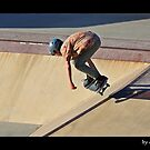Skateboarding 1 by daisy-lee