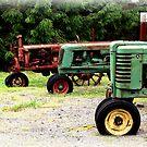 Tractors (retired) by nastruck