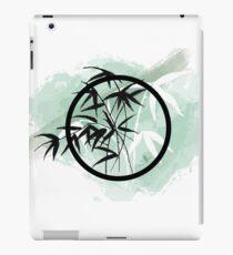 Bamboo Moods iPad Case/Skin