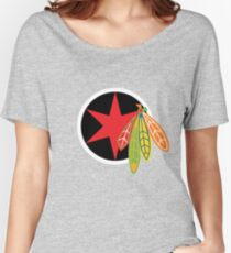 City of the Four Feathers Women's Relaxed Fit T-Shirt