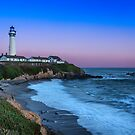 Pigeon Point Lighthouse by James Watkins