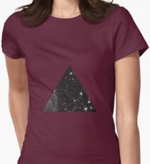 Space in a Triangle T-Shirt