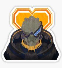 N7 Keep - Garrus Sticker