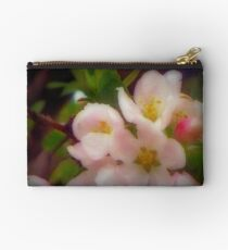 Colorful Spring Time Blooms Studio Pouch