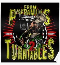 From Pyramids to Turntables Poster