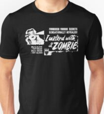 I Walked With A Zombie Unisex T-Shirt