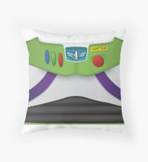 Buzz Lightyear Chest - Toy Story Throw Pillow