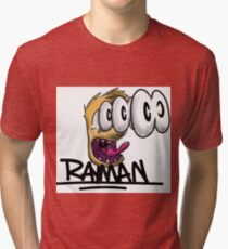 Rayman Scare Tri-blend T-Shirt