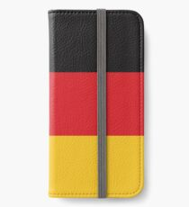 German Flag If you like, please purchase, try a cell phone cover thanks iPhone Wallet