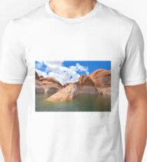 Lake Powell in Arizona, USA Unisex T-Shirt