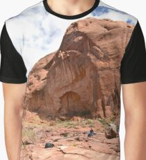 Rainbow Bridge Monument Park Graphic T-Shirt