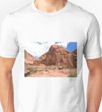 Rainbow Bridge Monument Park Unisex T-Shirt
