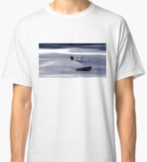 Kitesurfing - Riding the Waves in a Blur of Speed Classic T-Shirt