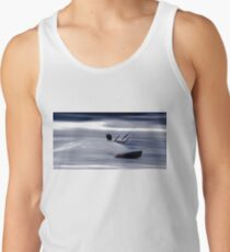 Kitesurfing - Riding the Waves in a Blur of Speed Tank Top
